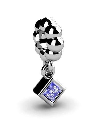 Zawieszka srebro 925