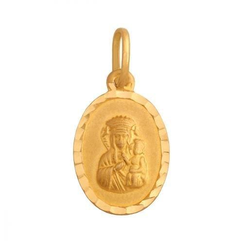 Medalik złoty 585 - 28902