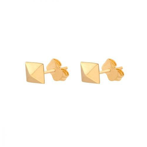 Kolczyki złote 585 sztyft - 34908