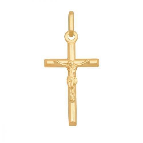 Krzyżyk złoty 585 - 35641