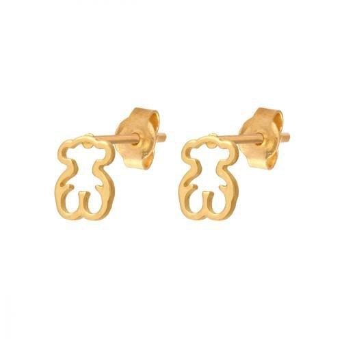 Kolczyki złote 585 sztyft - 40697