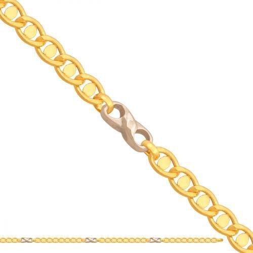 Łańcuszek złoty 585 - Ld253