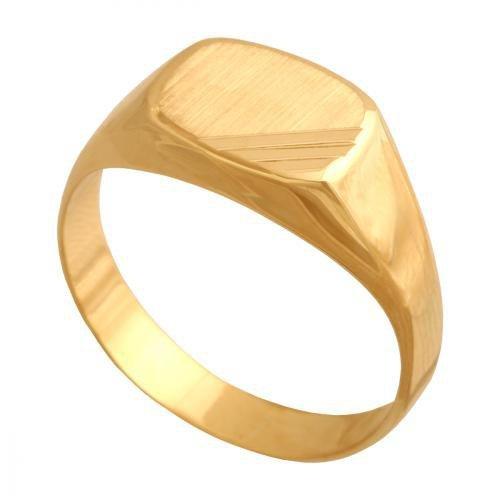 Sygnet złoty 585 - Ps032