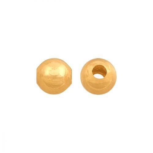 Zawieszka złota 585 kulka - 42723