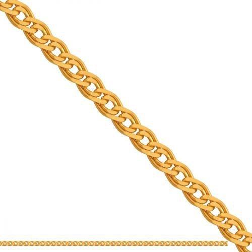 Łańcuszek złoty 585 - Lp201