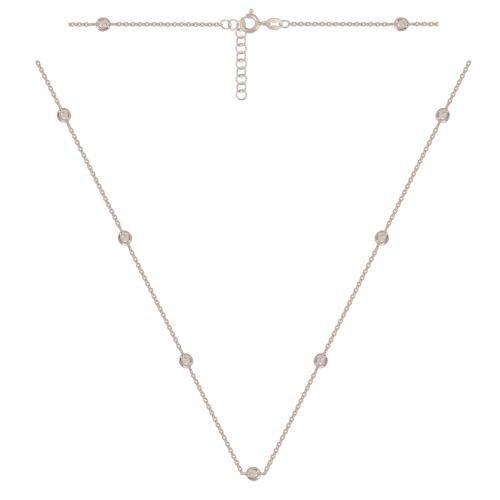 Celebrytka, naszyjnik, łańcuszek ze złota 585 - 47276