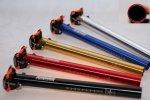 TURNER-Wspornik siodła SP7136-31,6mm 5 kolory (2012)