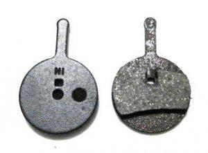 Klocki -polmetaliczne do Avid BB5(2011)