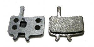 Klocki -polmetaliczne do Avid Juicy 3/5/7/carbon (2014)