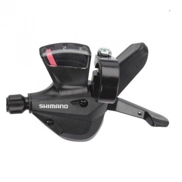 SHIMANO dźwignia przerzutki ALTUS 8 tył (2013)