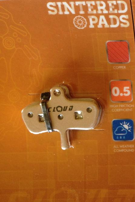 Cloud-Klocki metaliczne Avid Code (2014)