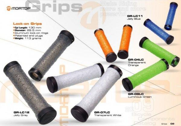 Gripy MORTOP nowa technologia (2011)