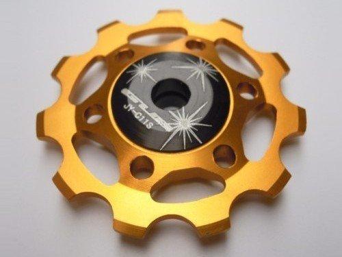GUBbike-Aluminiowe kółeczko przerzutki 11T 5 kolorów (2012)