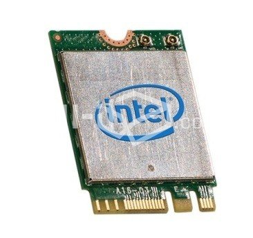 Karta WiFi + BT Intel Dual Band 3160 na M.2