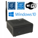 Komputer µForce STX Biuro / Intel Pentium / 4GB RAM / 120GB SSD / WiFi / Windows 10 / Mini-STX