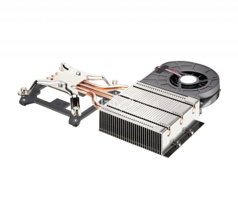 Chłodzenie niskoprofilowe CPU Intel LGA 1150/1155 HTS1155LP