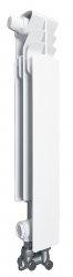 Grzejnik z podłączeniem dolnym Armatura G500f/d Żeberko zasilające