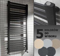 Grzejnik łazienkowy Gorgiel Nadir dr 565x1210 kolorowy dekoracyjny