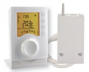 Tybox 137 Regulator bezprzewodowy Immergas radio