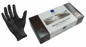 Rękawiczki nitrylowe diagnostyczne 100 szt Abena