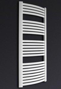 Grzejnik łazienkowy Kermit 58x180 drabinka biała