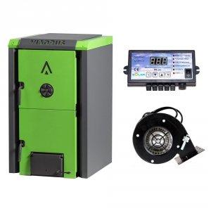 VIADRUS HERCULES U22S 17 kW KOCIOŁ ŻELIWNY +STEROWNIK+NADMUCH