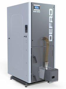 Defro Bio Slim 10 kW kocioł na pellet Ecodesign