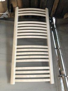 Grzejnik łazienkowy Kermit 58x136 biały obity