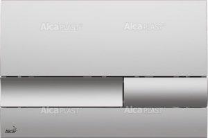 Alcaplast M1732 przycisk spłukujący WC chrom mat
