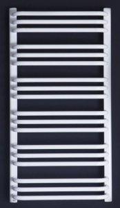 Grzejnik łazienkowy Enix AT 550x864 drabinka biała
