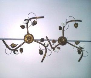 LAMPA SUFITOWA 3-PUNKTOWA COLEER