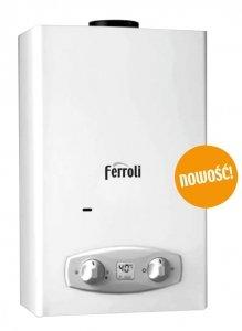 Ferroli Zefiro C11 Eco gazowy podgrzewacz wody propan-butan