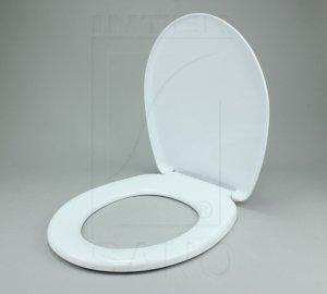 Deska WC uniwersalna biała Badi