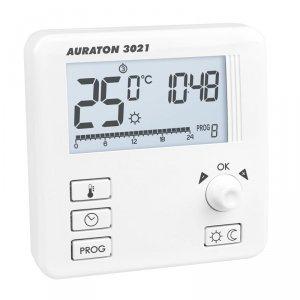 Auraton Libra 3021 tygodniowy regulator ogrzewania podłogowego