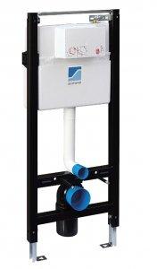 Stelaż podtynkowy WC Duplo Basic 189 500x1150