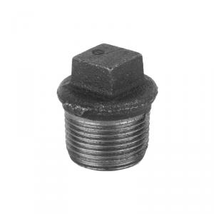 Korek czarny 1 GZ dn 25 żeliwny