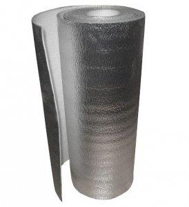Ekran zagrzejnikowy mata aluminiowa 5 metrów