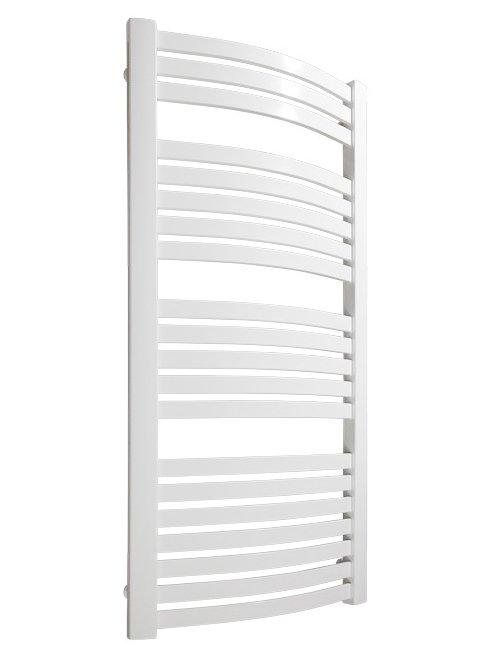 Grzejnik łazienkowy Kermit 58x140 drabinka biała