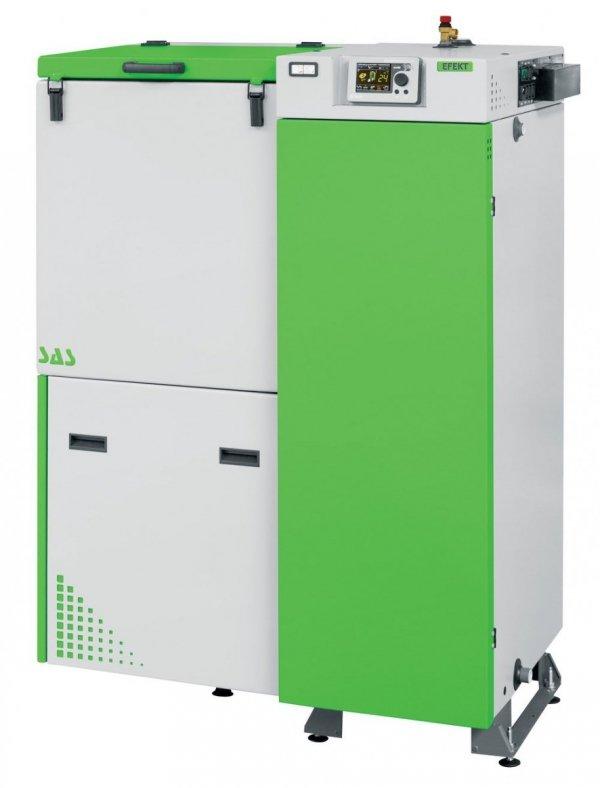 SAS Efekt 14 kW kocioł na ekogroszek do 160 m2