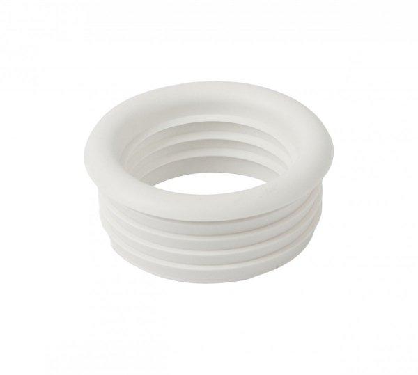 Redukcja gumowa 50/32 biała