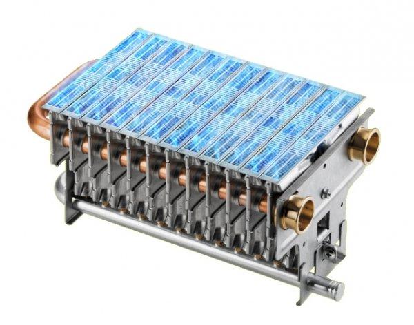 Beretta Fonte Lx 11 MTN 19 kW podgrzewacz przepływowy +Gratis