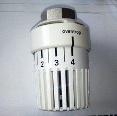 Oventrop zawór RTL z termostatem podłogówki osiowy