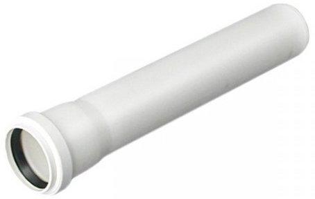 Rura kanalizacyjna PCV Fi 32 - 50 cm biała