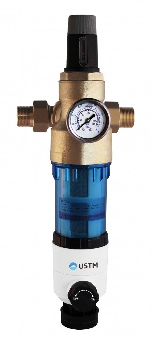 """Aqwell filtr z reduktorem ciśnienia 3/4"""""""