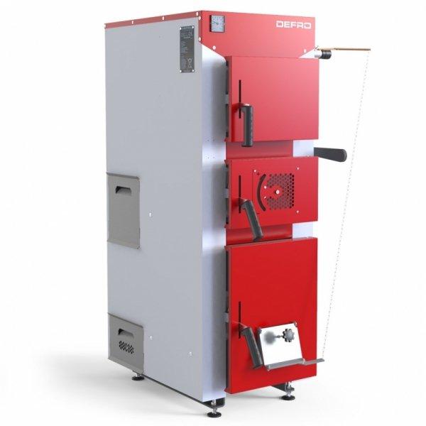 Defro DWS 17 kW Kocioł zasypowy na węgiel do 210 m2