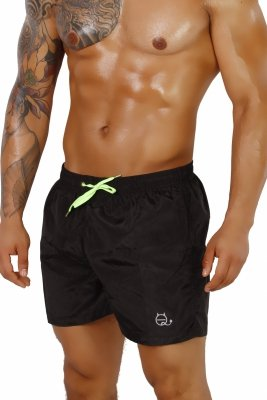 Supa! Swim! Nomad Trunks (Black)