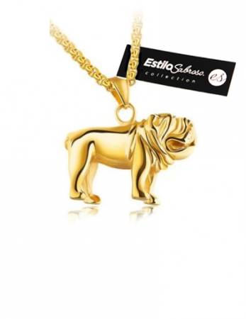 Men`s pendant dog Estilo Sabroso ES04322