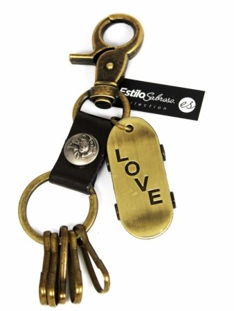 Men`s key ring Estilo Sabroso Es04085