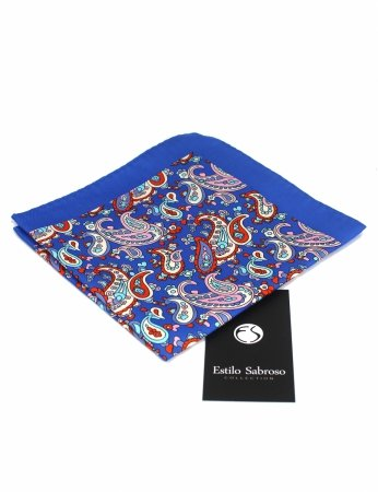 Men's pocket square Estilo Sabroso Es04536