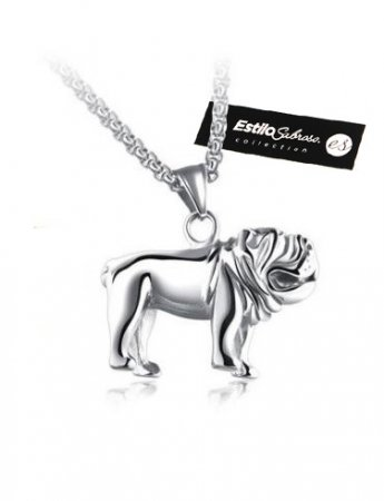 Men`s pendant dog Estilo Sabroso ES04323